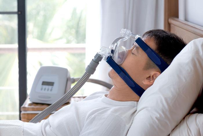 انواع دستگاههای CPAP