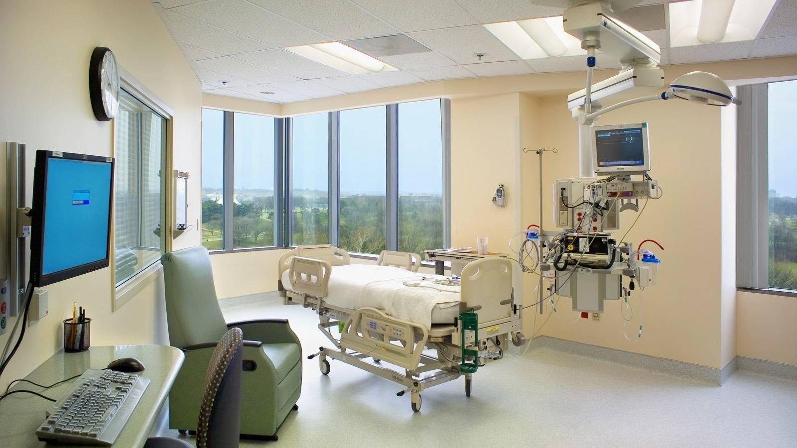 تجهیز بخش مراقبت های ویژه