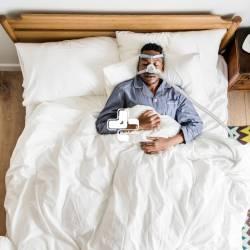 3 دلیل برای اینکه همین امروز آپنه خواب را درمان کنید